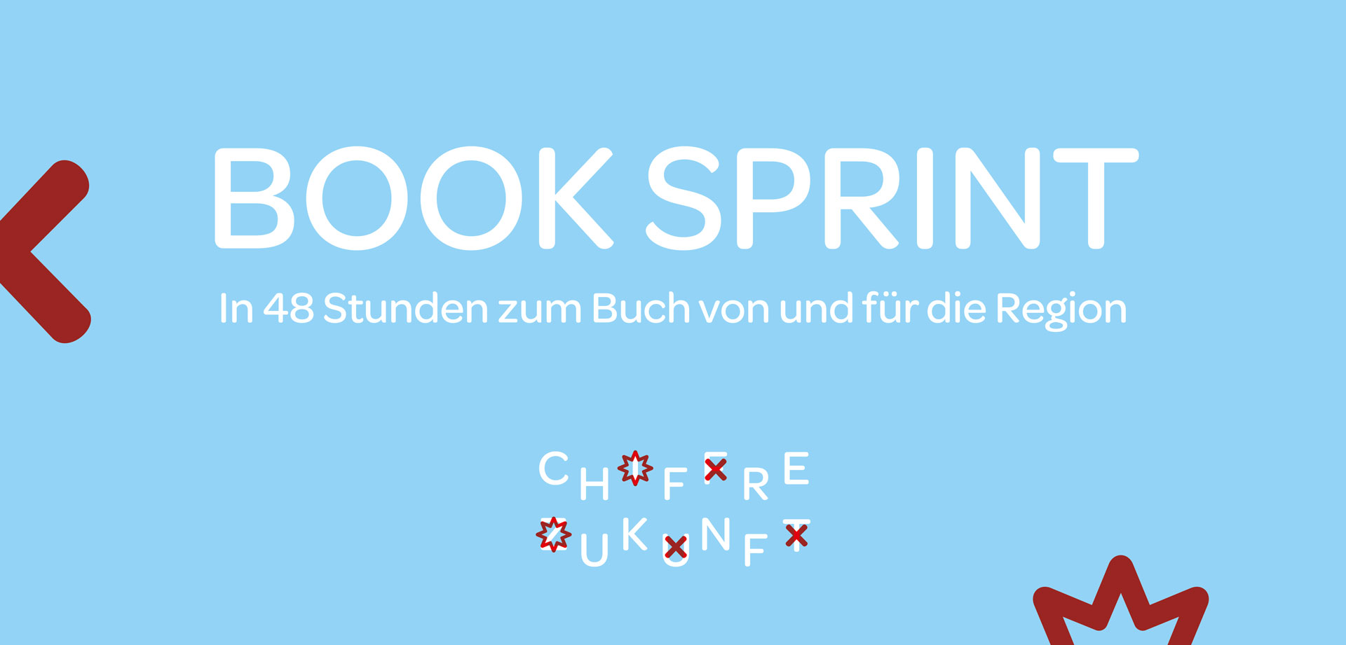 Book Sprint, in 48 Stunden zum Buch von und für die Region